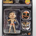 Sakuraba Action Figure Hoax