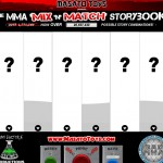 MMA MIX-N-MATCH STORYBOOK!