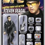 Steven Segal Action Figure
