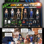 DREAM MATCH figures
